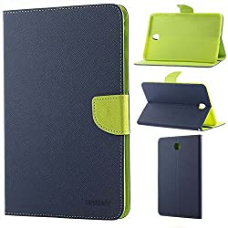 ASCARI Samsung T350 Tab A Leather Case Mercury Folio PU Leather Stand Book Cover for Samsung Galaxy Tab A 8.0 inch T351 T355