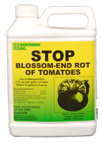 Stop Blossom-End Rot Of Tomatoes 32Oz Quart