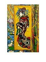 Especial Arte Lienzo La courtisane Multicolor