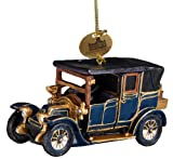 Kurt Adler Downton Abbey Car Christmas Ornament