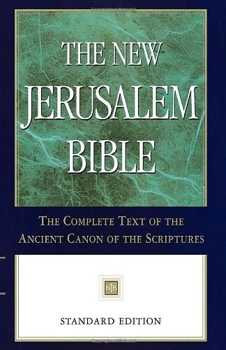 jerusalem bible pdf free download