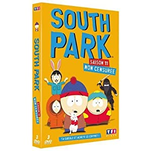South Park - Saison 11 [Non censuré]