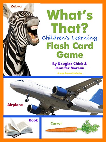 What's that? (Children's Learning Flash Card Game)