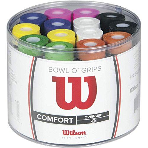 Wilson Bowl Overgrip, Multicolore