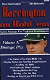 Harrington on Hold \'em Expert Strategy for No Limit Tournaments, Vol. 1: Strategic Play by Dan Harrington
