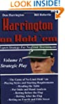 Harrington on Hold 'em: Strategic Pla...