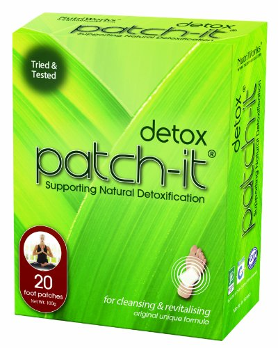 Patch It Detox Patches Pack of 20