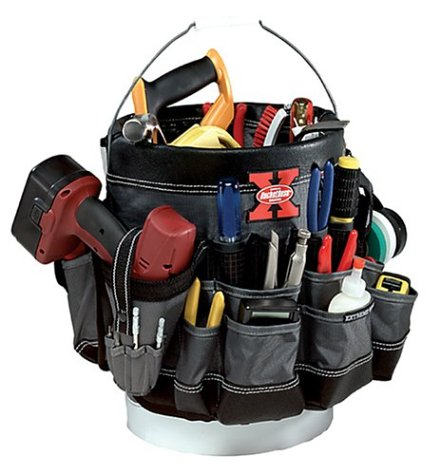 Bucket Boss Extreme Gear 01064 Fatback Bucket Organizer