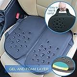 Ergonomic Orthopedic Portable Gel Foam Seat Cushion