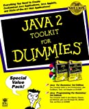 img - for Java Toolkit for Dummies with CDROM (For Dummies (Computer/Tech)) book / textbook / text book