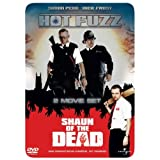 "Hot Fuzz / Shaun of the Dead (im Steelbook) [Limited Edition] [2 DVDs]von ""Simon Pegg"""