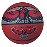 NBA Atlanta Hawks Courtside Rubber Basketball