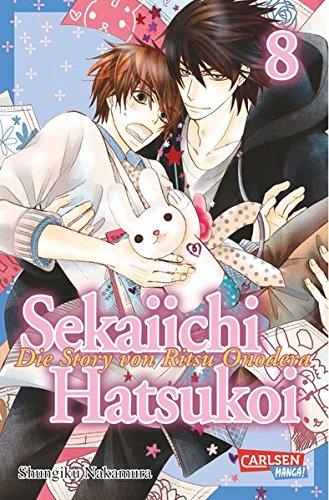 Sekaiichi Hatsukoi, Band 8