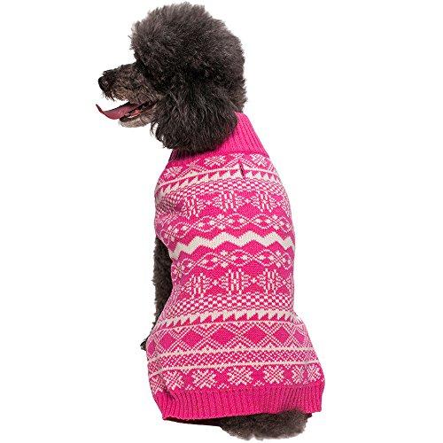 Holiday Season Dog Sweater