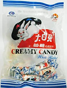 White Rabbit Creamy Candy 6.3 Oz (180 Gram)