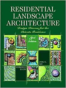 residential landscape architecture design process for the private residence pdf