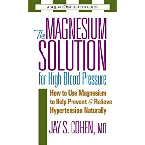 Click to buy Dash Diet Guidelines: The Magnesium Solution for High Blood Pressure  from Amazon!