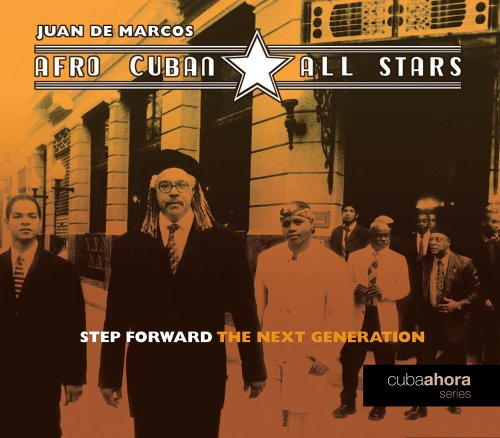 Afro Cuban All Stars Step