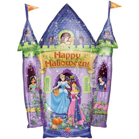 Princess Halloween Castle Super Shape - 1