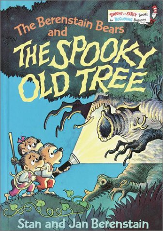 The Berenstain Bears And The Spooky Old Tree front-1021749