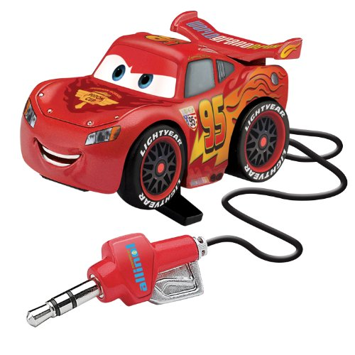 Cars 2 Street Beat Earbuds - 1