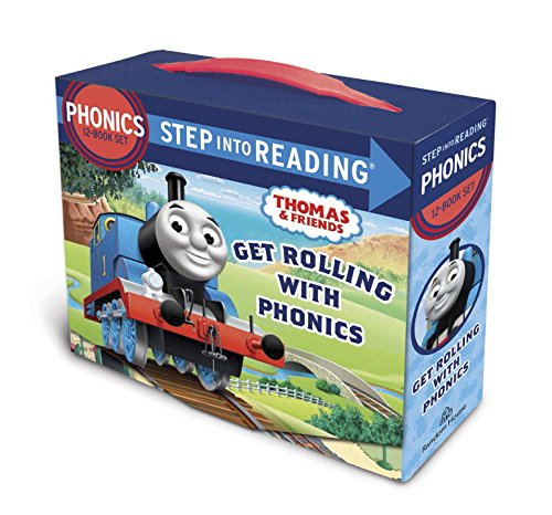 Get Rolling with Phonics (Thomas & Friends) (Step into Reading)