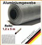 Aluminiumgewebe (ab 4,95 EUR/ m�) Bre...