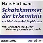 Schatzkammer der Erkenntnis: Aus Friedrich Hebbels Tagebüchern   Hans Hartmann