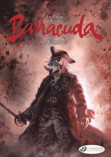 barracuda-english-version-tome-5-cannibals-french-edition