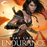 Endurance: Green Universe, Book 2 (       UNABRIDGED) by Jay Lake Narrated by Katherine Kellgren