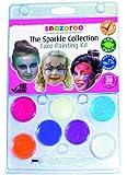 Snazaroo Face Paint Sparkle Collection Kit