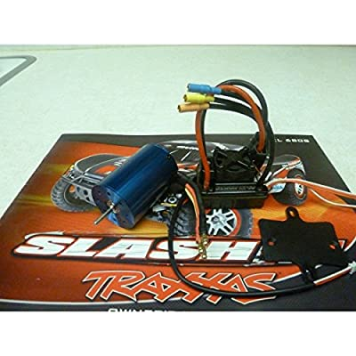 (Ship from USA) STADIUM TRUCK LOSI RC10 ULTIMA DURATRAX 4370KV BRUSHLESS DROP IN PLUG N PLAY