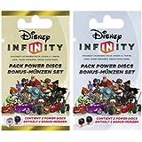 Disney Infinity Bonusmünzen Doppelpack inkl. 1 Amazon.de-exklusive Bonusmünze (4 Münzen)