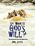 img - for So, What is God's Will?: . . . The Perspective from the Upper Deck! book / textbook / text book