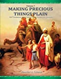 img - for Old Testament Study Guide, Pt. 1: Genesis to Numbers (Making Precious Things Plain) book / textbook / text book