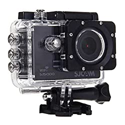 SJCAM SJ5000 14MP 1080P Sport Action Camera for Vehicle Diving Swimming (Black)