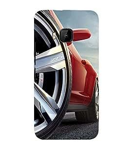 Fantastic Car 3D Hard Polycarbonate Designer Back Case Cover for HTC One M9 :: HTC M9 :: HTC One Hima