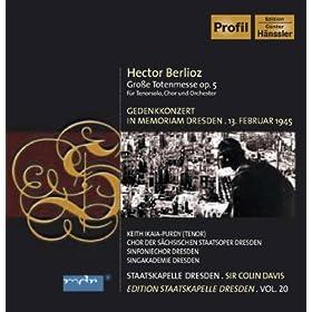 "Grande messe des morts, Op. 5, ""Requiem"": Lacrimosa"