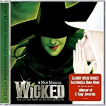 Various Artists - Wicked (Original Broadway Cast Recording)