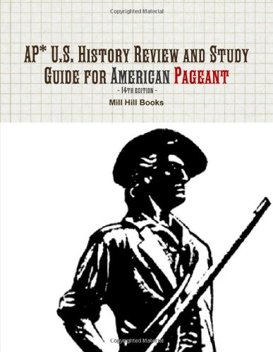 american pageant ultimate study guide for Each mindtap product offers the full, mobile-ready textbook combined with superior and proven learning tools at one affordable price students who purchase digital access can add a print option at any time when a print option is available for their course.
