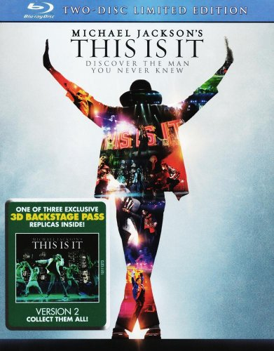 This Is It - Pointing [Blu-ray] [Import]