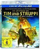 Die Abenteuer von Tim & Struppi - Das Geheimnis der Einhorn [Blu-ray 3D]