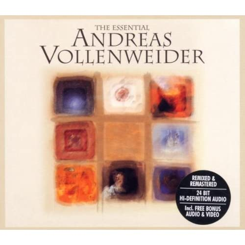 The-Essential-Andreas-Vollenweider-Audio-CD
