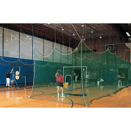 how to build a cheap batting cage