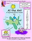 Al the Ant - an early phonics reader (Little Lacy Ladybug Phonics Readers Book 102)