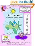 Al the Ant - an early phonics reader...