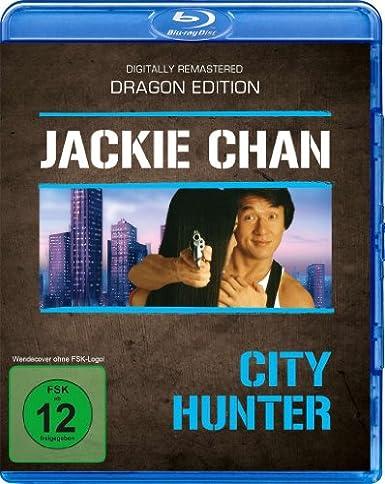 Jackie Chan - City Hunter, Blu-ray