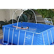 Hot Sale iPool Above Ground Exercise Swimming Pool