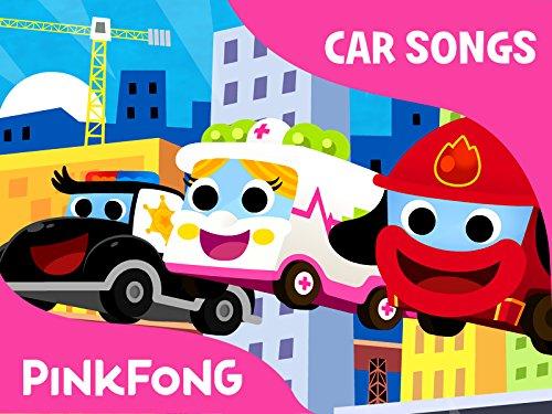 PINKFONG! Car Songs - Season 1