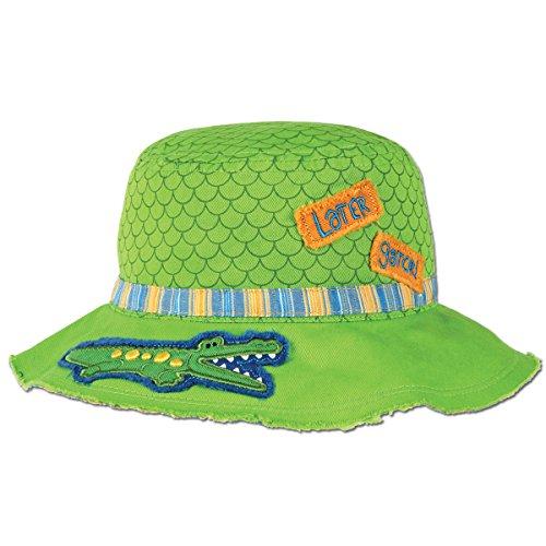 Stephen Joseph Alligator Bucket Hat